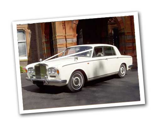 Silver Shadow Rolls Royce
